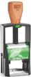 2300GL - 2300 Green Line Self-Inker